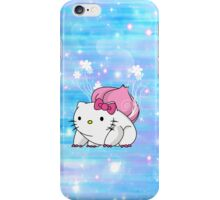Hello bulbakitty iPhone Case/Skin