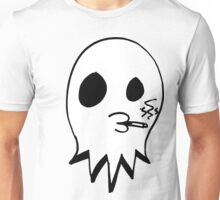 Smoking Ghost Unisex T-Shirt