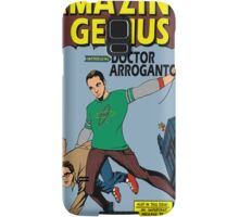 Amazing Genius Samsung Galaxy Case/Skin