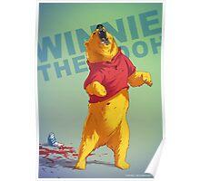 Winnie Badass Poster
