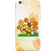 Gloomy Pooh Bear iPhone Case/Skin