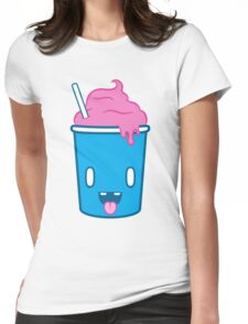 Slurpee Womens Fitted T-Shirt