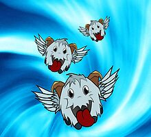 Flying Poros by Funkehbeatz