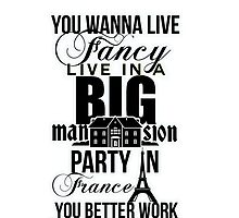 Fancy Mansion Party France Better Work Bitch Britney by AdultTitles