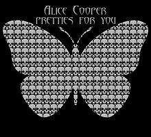 Alice Cooper - Pretties for you by UtherPendragon