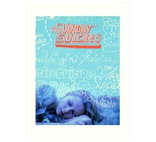 the Virgin Suicides (Sofia Coppola, 1999) Art Print