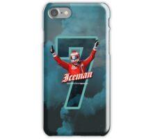 7 - Iceman - iPhone, Samsung case iPhone Case/Skin