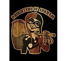 Daughters of Arkham Photographic Print