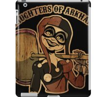 Daughters of Arkham iPad Case/Skin