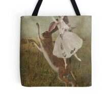 The Call of the Moon Tote Bag