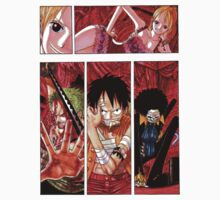 Thriller Bark Saga by Magellan