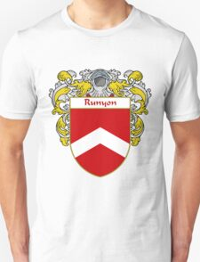Runyon Coat of Arms / Runyon Family Crest T-Shirt