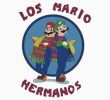 Los Mario Hermanos by ninjacafe