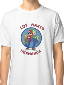 Los Mario Hermanos Classic T-Shirt