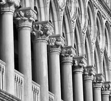 The Doge's Palace by Dobromir Dobrinov