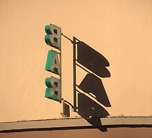 Bar signs of life  by areyarey