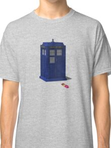 Back to the Tardis! Classic T-Shirt