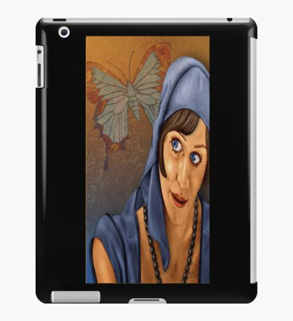 Mystery & Intrigue iPad Case/Skin