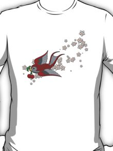 Red Swallow T-Shirt