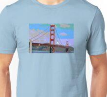 Landscape Golden Gate Unisex T-Shirt