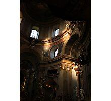 Vienna Austria, St.Peters Church Photographic Print