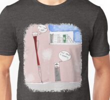 Hey, I need a refill! Your request is PENding Unisex T-Shirt