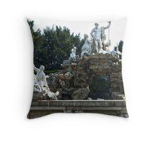 Vienna Austria, Schonbrunn Palace Throw Pillow