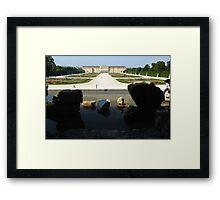 Vienna Austria, Schonbrunn Palace Framed Print