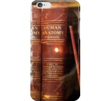 Anatomy iPhone Case/Skin