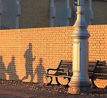 Me and my shadow #3 by Emma Bennett
