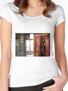 Anatomy Women's Fitted Scoop T-Shirt