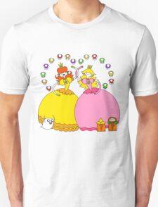 Peach and Daisy Adventures T-Shirt