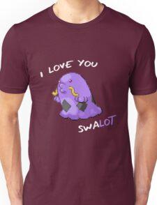 I Love You Swalot Unisex T-Shirt