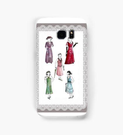 Downton Inspired Fashion Samsung Galaxy Case/Skin
