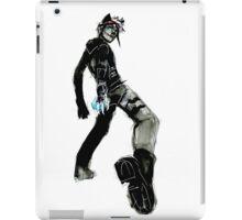 Cat burglar Frost iPad Case/Skin