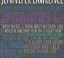 The Best of Jennifer Lawrence by TheMoultonator
