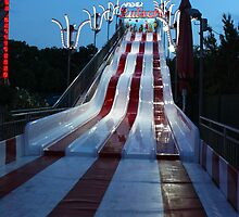 Praterstern Park, Slide by Gregory Dyer