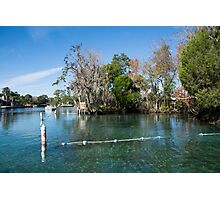 Crystal River Photographic Print