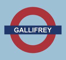 Underground: Gallifrey Kids Clothes