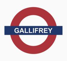 Underground: Gallifrey T-Shirt