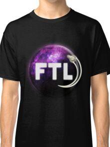 Faster Than Light. Classic T-Shirt