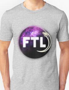 Faster Than Light. T-Shirt