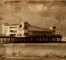 The Grand Pier by Christine Lake