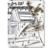 Beethoven at Work iPad Case/Skin