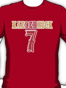 [CLASSIC] KAE9ERNICK 7 - QB #7 Colin Kaepernick of the San Francisco 49ers T-Shirt