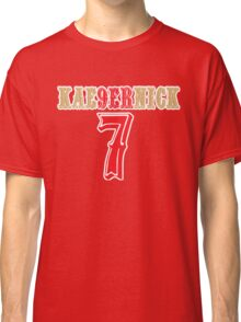 [CLASSIC] KAE9ERNICK 7 - QB #7 Colin Kaepernick of the San Francisco 49ers Classic T-Shirt