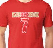 [CLASSIC] KAE9ERNICK 7 - QB #7 Colin Kaepernick of the San Francisco 49ers Unisex T-Shirt