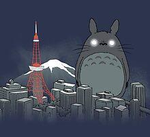 My Angry Neighbor by dooomcat