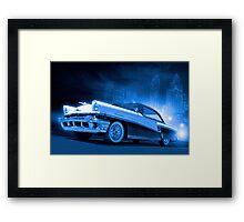 Nightlife Mercury Framed Print