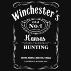 Winchesters Whiskey by AluminiumEagles